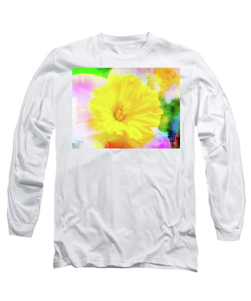 Daffy Daffodil 2 Long Sleeve T-Shirt