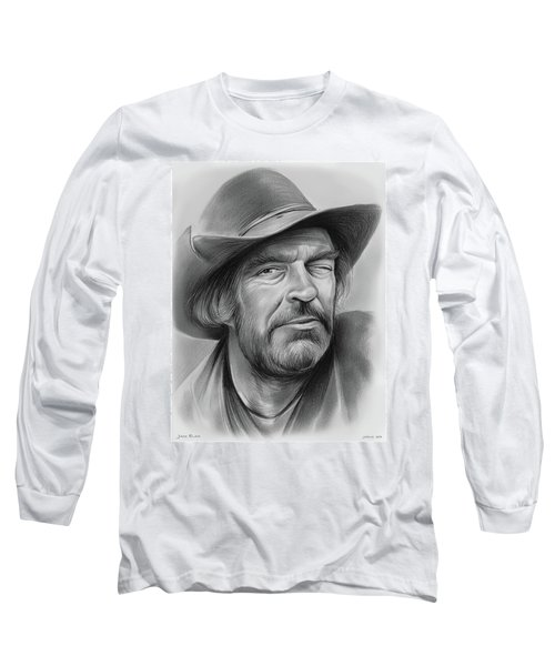 Jack Elam Long Sleeve T-Shirt