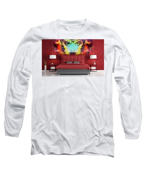 Lady Substitut Long Sleeve T-Shirt