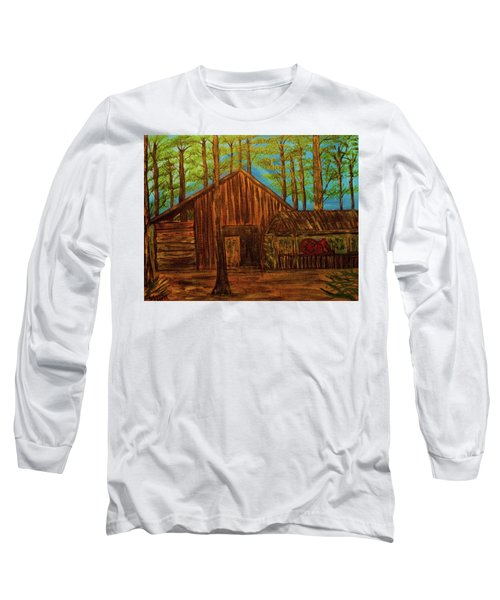 Lowe Barn Long Sleeve T-Shirt