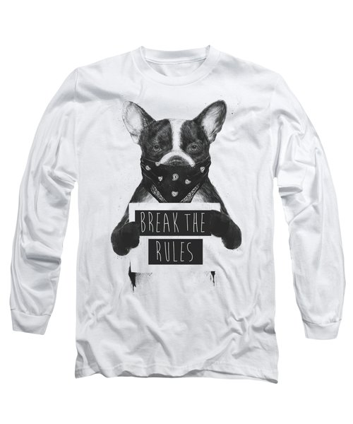 Rebel Dog II Long Sleeve T-Shirt