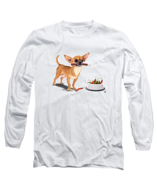 Spicy Long Sleeve T-Shirt