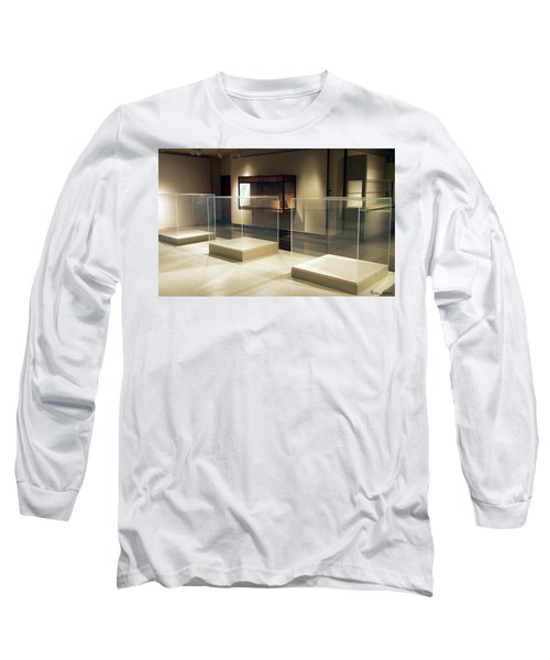 The Art Of Nothing Long Sleeve T-Shirt
