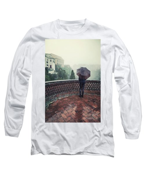 The Day It Rained Long Sleeve T-Shirt