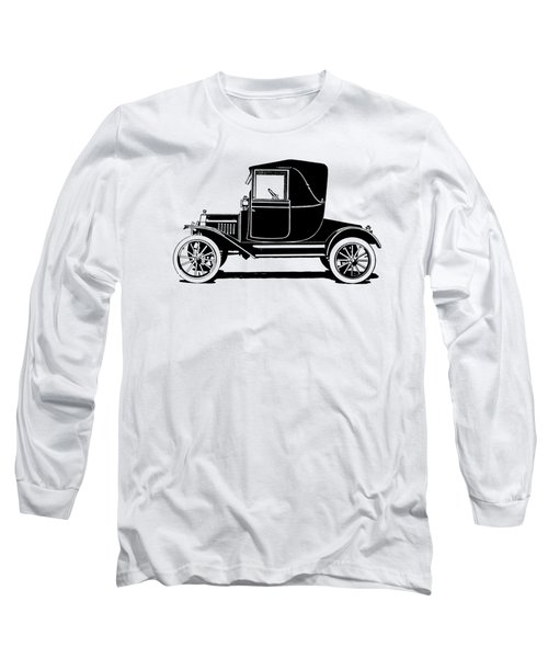 1915 Ford Coupelet Min Long Sleeve T-Shirt
