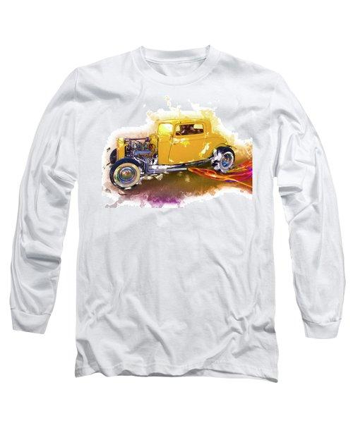 1932 Ford Hotrod Long Sleeve T-Shirt