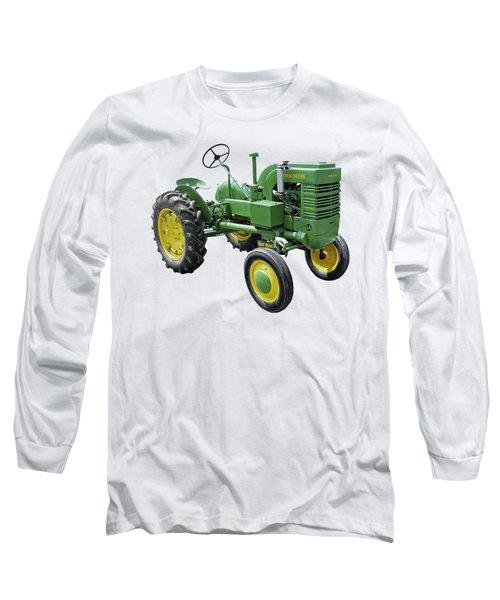 1944 John Deere Farm Tractor - T-shirt Long Sleeve T-Shirt