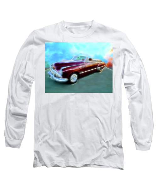 1949  Buick Convertable Long Sleeve T-Shirt