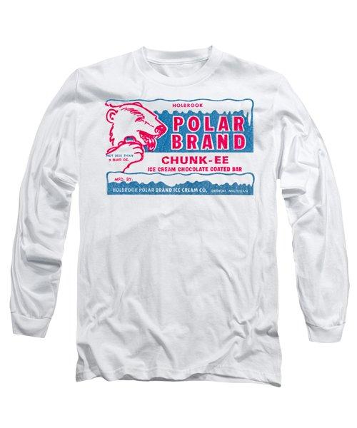 1950s Polar Brand Ice Cream Long Sleeve T-Shirt