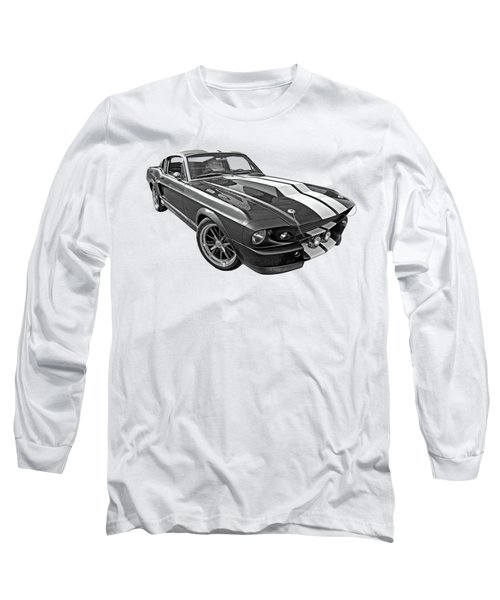 1967 Eleanor In The Clouds Long Sleeve T-Shirt