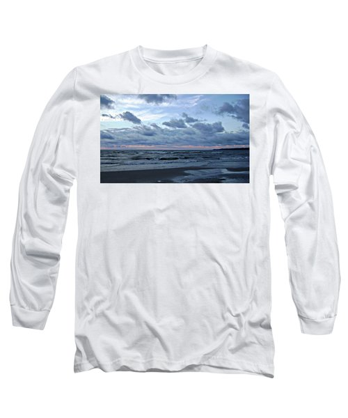 All Beached Up Long Sleeve T-Shirt