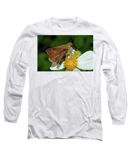 Skipper Butterfly Long Sleeve T-Shirt
