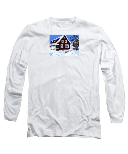 22 Hillside Avenue Long Sleeve T-Shirt
