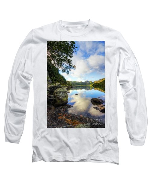 Llyn Crafnant Long Sleeve T-Shirt