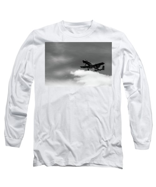 A-10 Slow Pass Long Sleeve T-Shirt