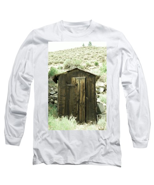 A Beautiful Place In The Middle Of Nowhere Long Sleeve T-Shirt