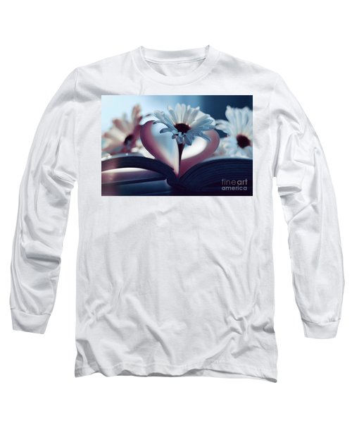 A Little Love And Light In Your Heart Long Sleeve T-Shirt
