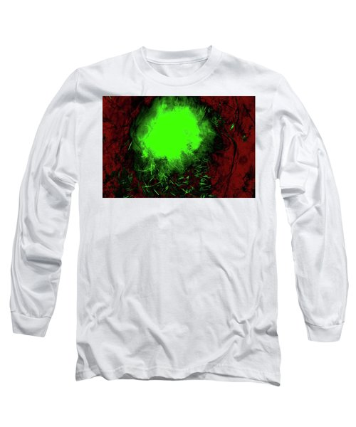 Abstract 52 Long Sleeve T-Shirt