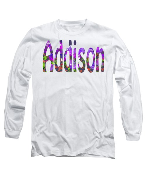 Addison Long Sleeve T-Shirt