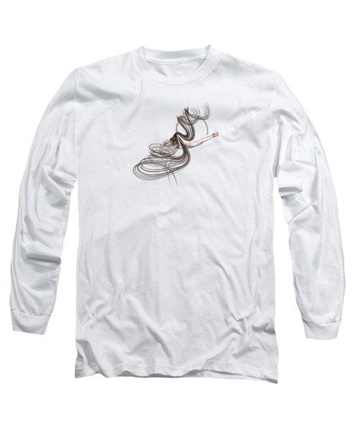 Aerial Hoop Dancing Happiness Long Sleeve T-Shirt