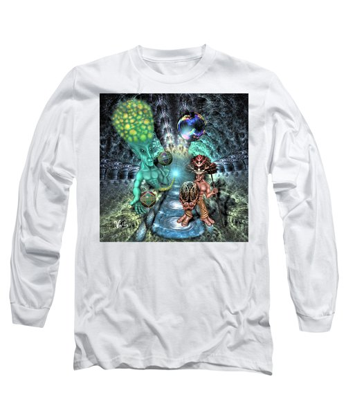 Aethereal Encounter Long Sleeve T-Shirt