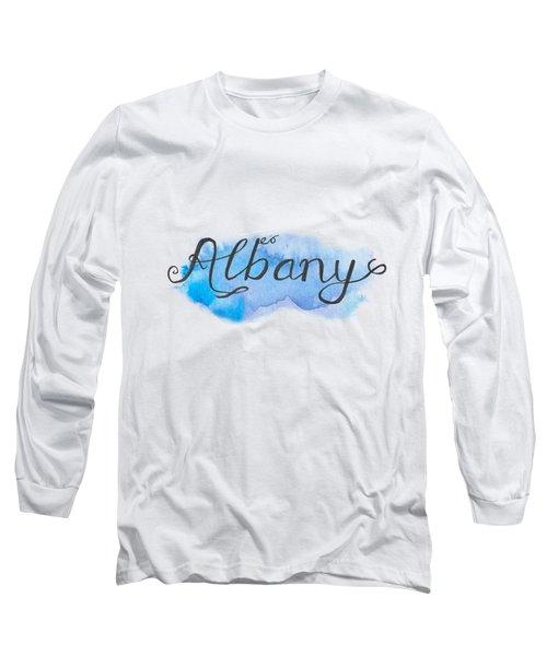 Albany Long Sleeve T-Shirt