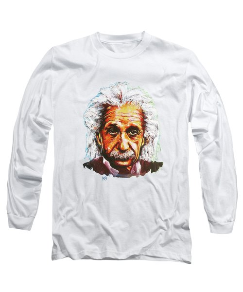 Albert Tribute Long Sleeve T-Shirt