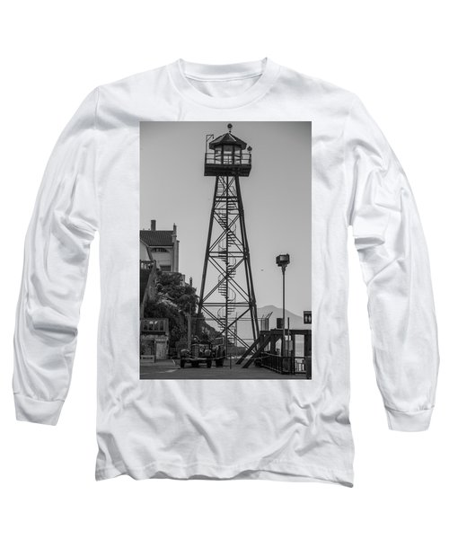 Alcatraz Light House Long Sleeve T-Shirt