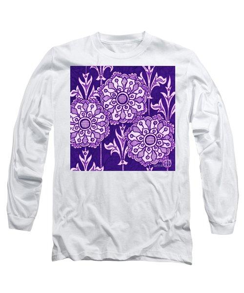 Alien Bloom 1 Long Sleeve T-Shirt