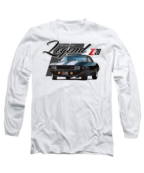 American Legendz Long Sleeve T-Shirt