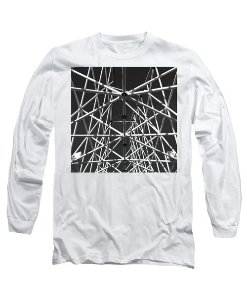 Amorphous  Sensations Long Sleeve T-Shirt