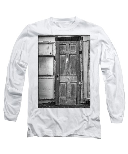 And Back On The Farm Long Sleeve T-Shirt