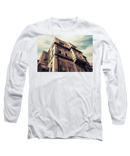 Angles Of Attrition Long Sleeve T-Shirt