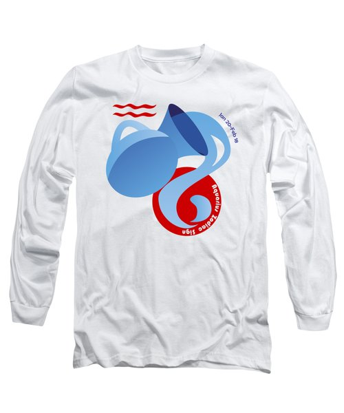 Aquarius - Water Bearer Long Sleeve T-Shirt