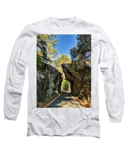 Arch Rock Entrance Long Sleeve T-Shirt