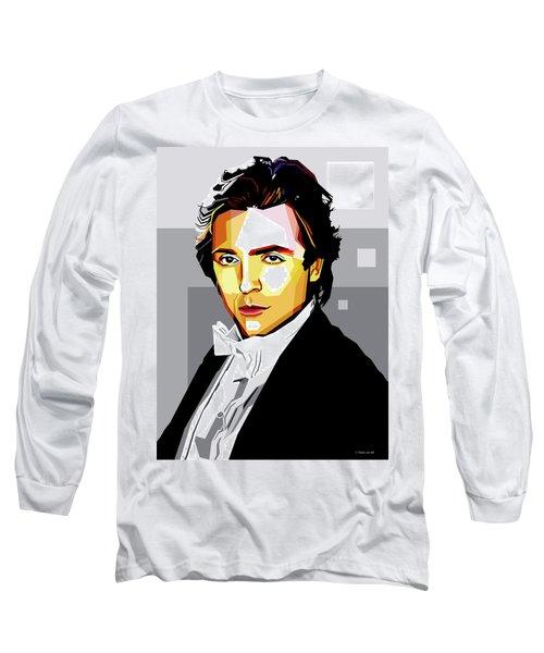 Armand Assante Long Sleeve T-Shirt