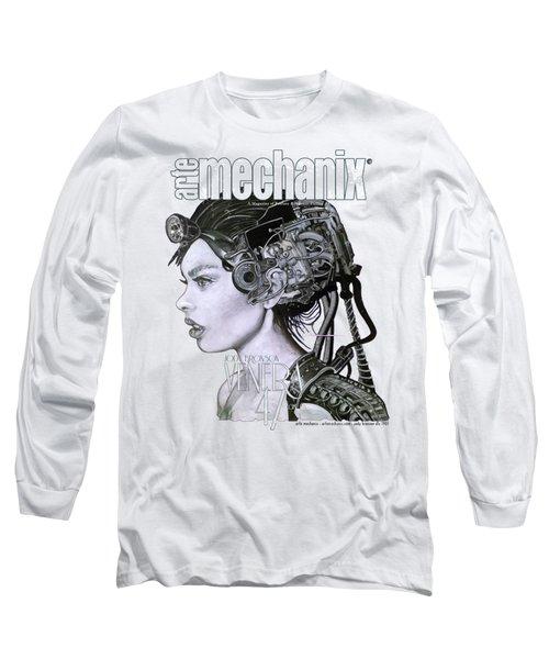 arteMECHANIX 1901 VENERA47 Pt.1 GRUNGE Long Sleeve T-Shirt