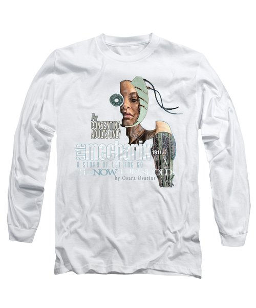 arteMECHANIX 1911 The NOW THRESHOLD  GRUNGE Long Sleeve T-Shirt