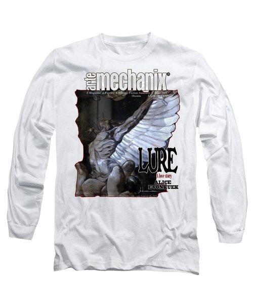 arteMECHANIX 1915 LURE GRUNGE Long Sleeve T-Shirt