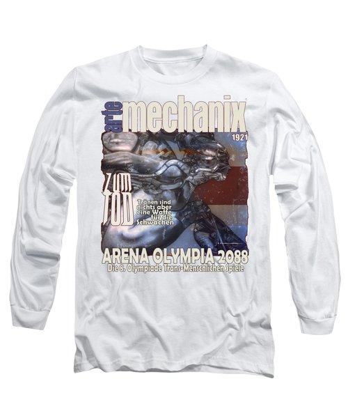 arteMECHANIX 1921 ARENA  GRUNGE Long Sleeve T-Shirt