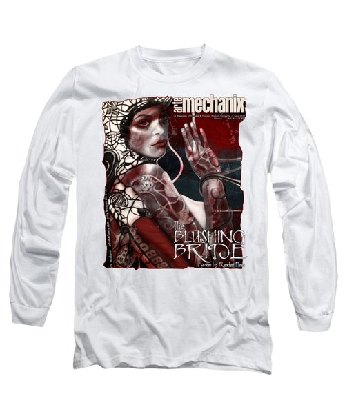 arteMECHANIX 1933 The BLUSHING BRIDE GRUNGE Long Sleeve T-Shirt