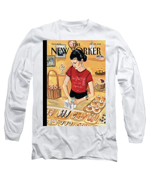 Arthur Avenue Long Sleeve T-Shirt