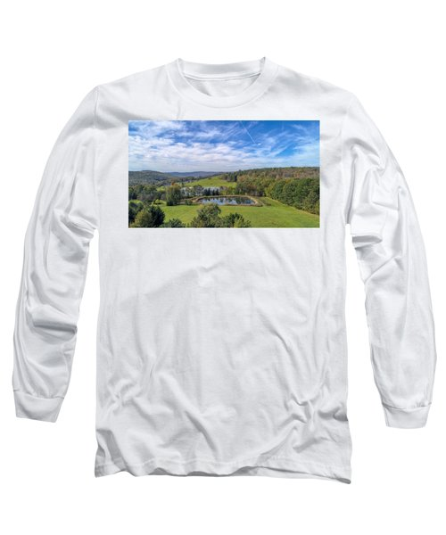 Artistic Hdr Sky  Long Sleeve T-Shirt