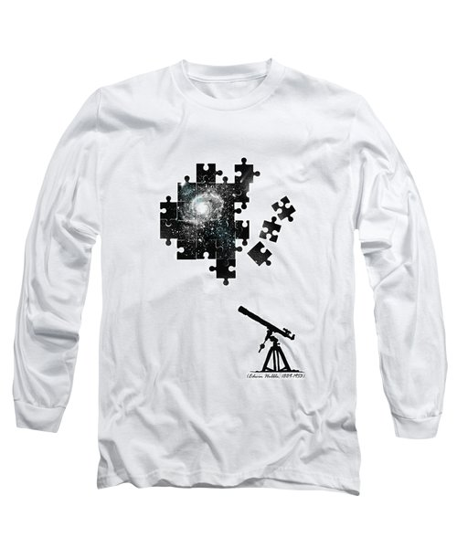 The Unsolved Mystery Long Sleeve T-Shirt