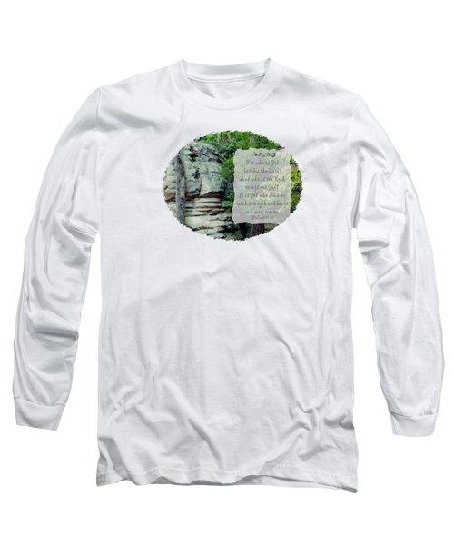 Rock Group - Verse Long Sleeve T-Shirt