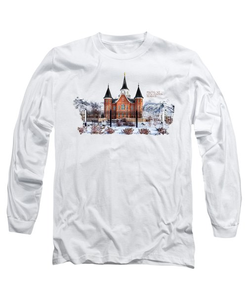 Provo City Center Temple Canvas Print, Photographic Print, Art Print, Framed Print, Greeting Card, Long Sleeve T-Shirt