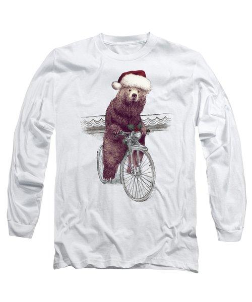 A Barnabus Christmas Long Sleeve T-Shirt