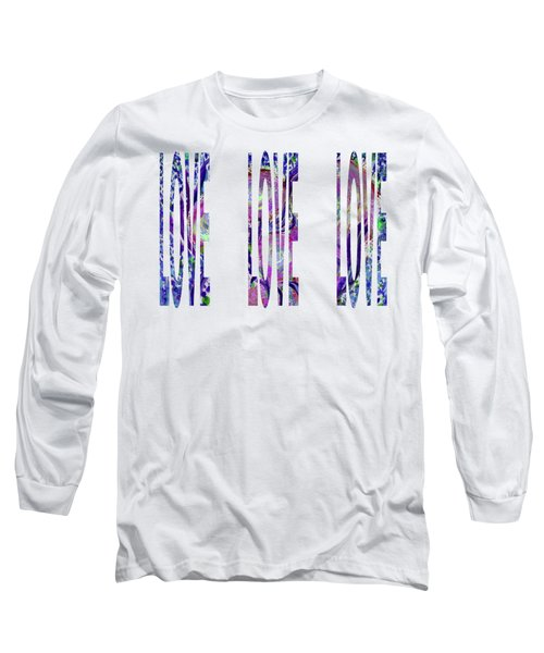 Love Letters 3 Long Sleeve T-Shirt