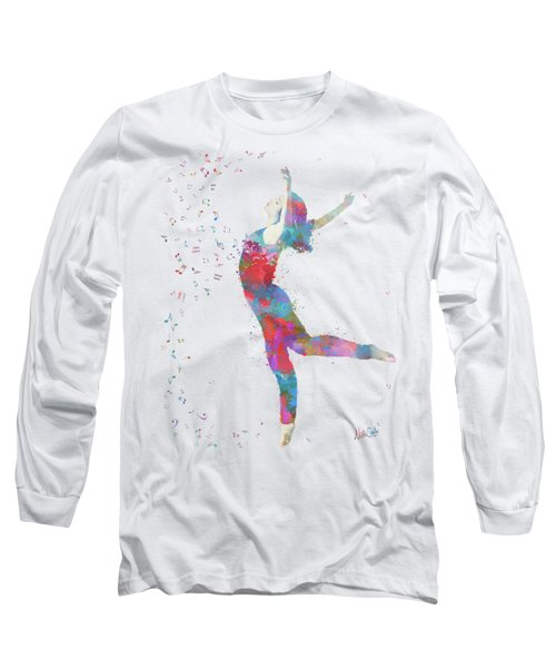 Beloved Deanna Radiating Love Long Sleeve T-Shirt