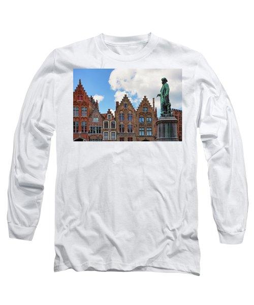 As Eyck Can Long Sleeve T-Shirt